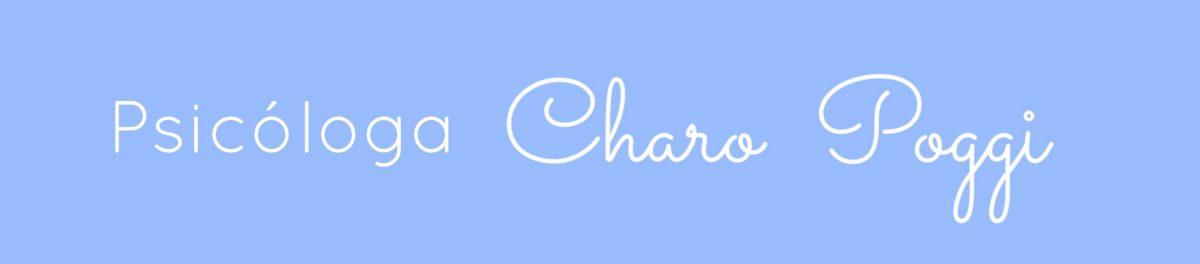 Psicóloga Charo Poggi
