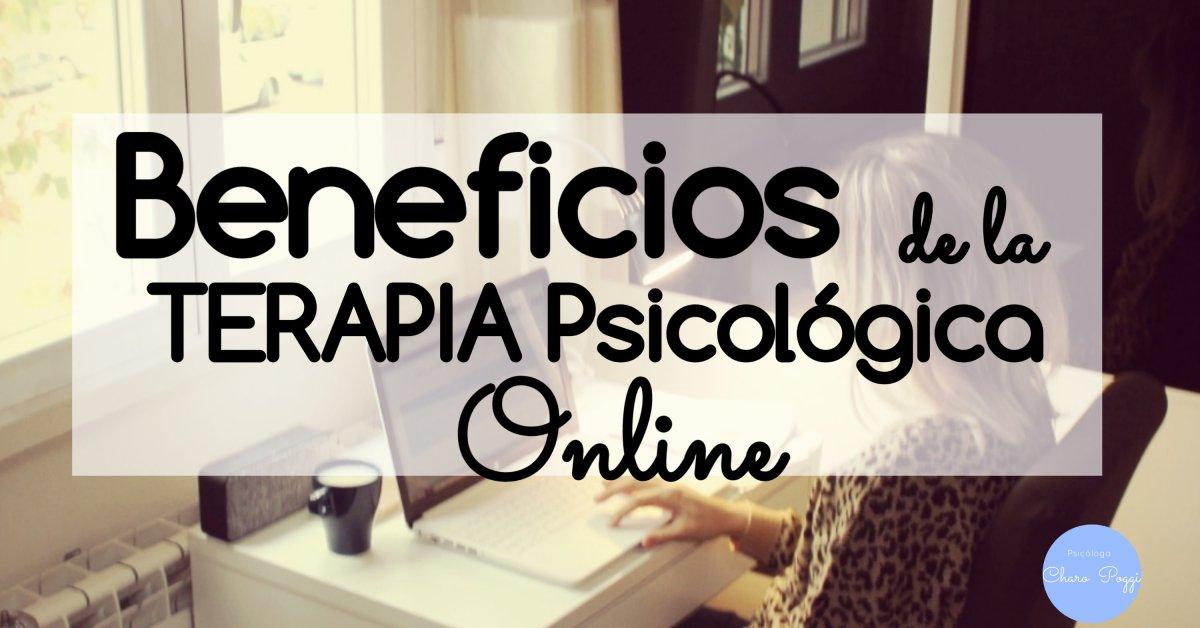 Beneficios de la Terapia PsicológicaOnline